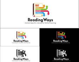 Nro 8 kilpailuun Reading Ways Logo käyttäjältä ashokpatel3988
