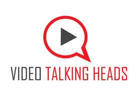#9 untuk Logo for Video Talking Heads oleh tadadat