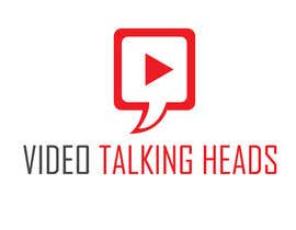 #11 untuk Logo for Video Talking Heads oleh tadadat