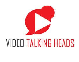 #13 untuk Logo for Video Talking Heads oleh tadadat