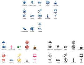 #10 for Design some category icons for my iPhone app by Rendra5