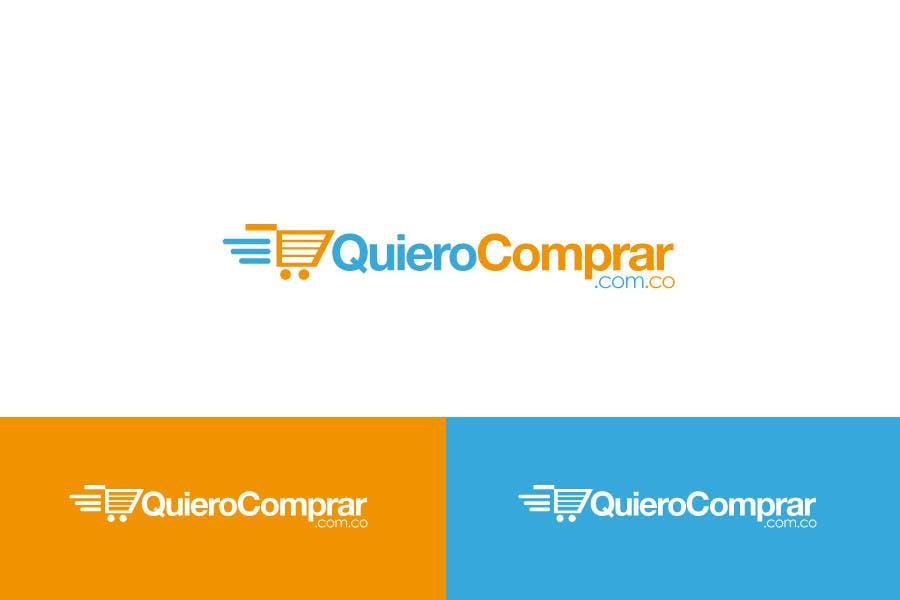 Inscrição nº 103 do Concurso para Design a Logo for QuieroComprar.com.co