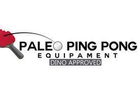 Nro 85 kilpailuun Ping Pong Logo käyttäjältä sandhert