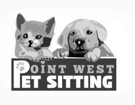 nº 685 pour Logo Design for Point West Pet Sitting par tarakbr
