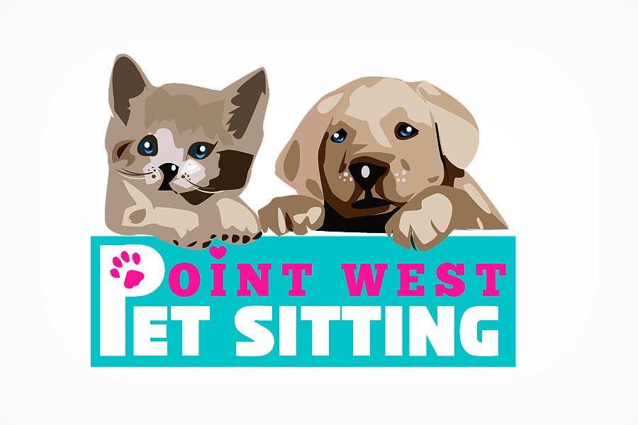 Inscrição nº                                         684                                      do Concurso para                                         Logo Design for Point West Pet Sitting