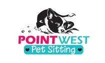 Graphic Design Kilpailutyö #492 kilpailuun Logo Design for Point West Pet Sitting