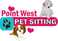 Graphic Design Kilpailutyö #540 kilpailuun Logo Design for Point West Pet Sitting