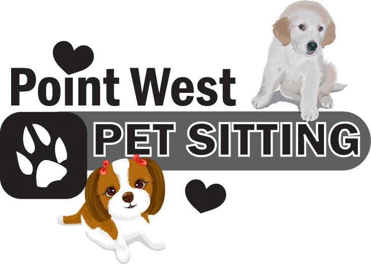 Inscrição nº                                         541                                      do Concurso para                                         Logo Design for Point West Pet Sitting