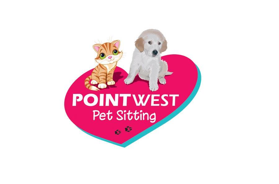 Inscrição nº                                         597                                      do Concurso para                                         Logo Design for Point West Pet Sitting