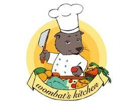 #23 for Restaurant Logo Design - drawing a wombat whos a chef! af mauric
