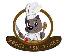 #39 for Restaurant Logo Design - drawing a wombat whos a chef! af eycartoons