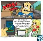 Caricature & Cartoons Entri Peraduan #6 for Comic Cartoon - 6Boxes