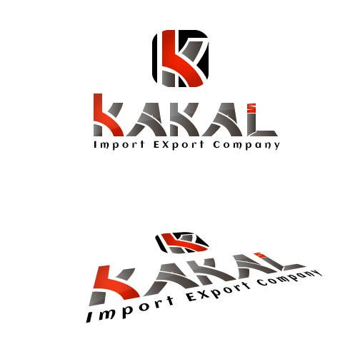 #164 for Design a Logo for KAKAL by emonnaogaon