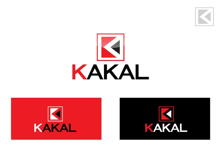 #187 for Design a Logo for KAKAL by Asifrbraj