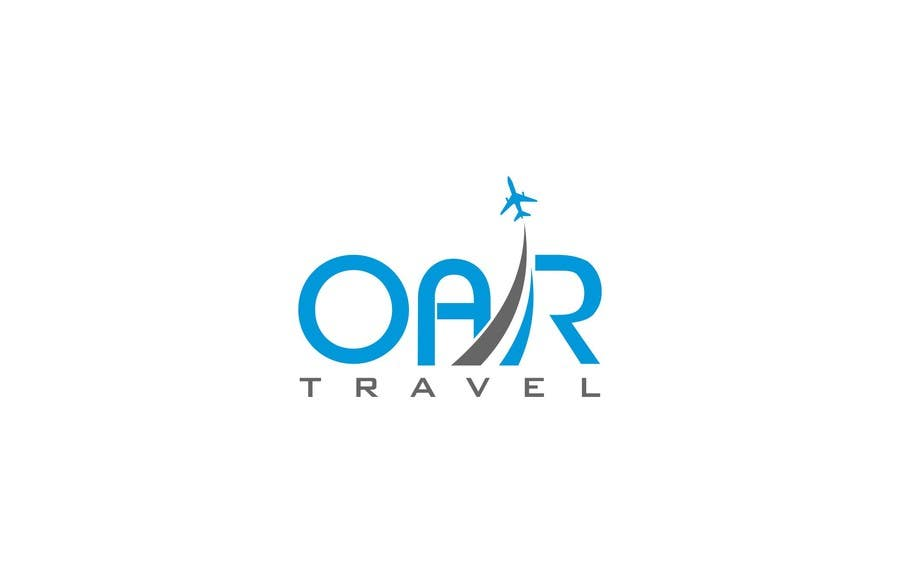 #40 for Design a Logo for 'OAR Travel' by trying2w