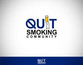 #21 untuk Design a Logo for a Quit Smoking Website oleh daam