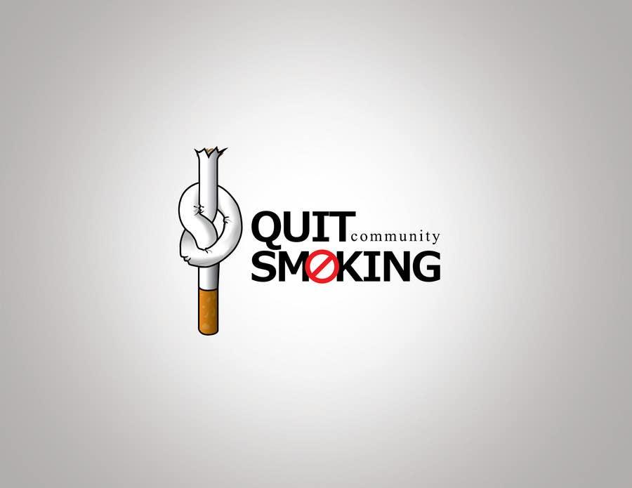 Bài tham dự cuộc thi #34 cho Design a Logo for a Quit Smoking Website