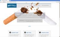 Bài tham dự #10 về Graphic Design cho cuộc thi Design a Logo for a Quit Smoking Website