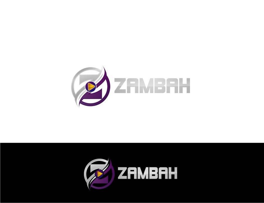 Kilpailutyö #56 kilpailussa Design a Logo for Zambah app