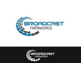 #77 for Design a Logo for Broadcast Networks, LLC. af texture605
