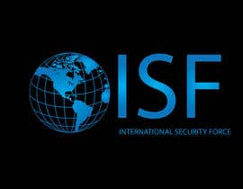 nº 16 pour Design a Logo for International Security Force par Pakistan3333