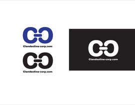 Nro 25 kilpailuun Design a Logo for Clandestine-corp.com käyttäjältä davidliyung