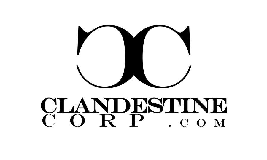 Bài tham dự cuộc thi #17 cho Design a Logo for Clandestine-corp.com