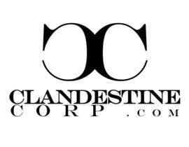 cornaciualex tarafından Design a Logo for Clandestine-corp.com için no 17