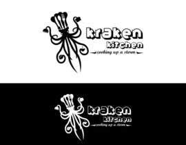 krishnan23 tarafından Logo Design for Kraken Kitchen için no 14