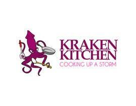 portasjm tarafından Logo Design for Kraken Kitchen için no 20