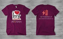 Proposition n° 16 du concours Graphic Design pour Design a T-Shirt for The Empowerment Church