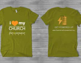 #17 for Design a T-Shirt for The Empowerment Church af reblien