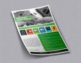 #8 for Minimal Flyer Design by prabhjotsajjan