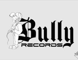 #134 for Design a Logo for BULLY RECORDS by milanche021ns