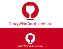 #15 for Design a Logo for CrazyWineDeals.com.au af LogoFreelancers