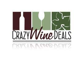 #83 for Design a Logo for CrazyWineDeals.com.au af puntocreativoCo