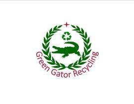 Nro 11 kilpailuun Green Gator Recycling Logo Design Contest! käyttäjältä albert12001
