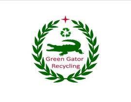 Nro 13 kilpailuun Green Gator Recycling Logo Design Contest! käyttäjältä albert12001