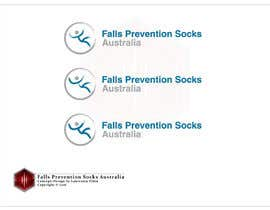 #24 for Logo Design for Sock Company providing to Hospitals by laurentiufilon