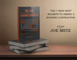 """Nro 31 kilpailuun Book Cover 5.5"""" x 8.5"""" Front & Back käyttäjältä DesignFloor"""