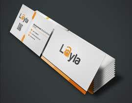 Nro 33 kilpailuun Business Card käyttäjältä jeniterga