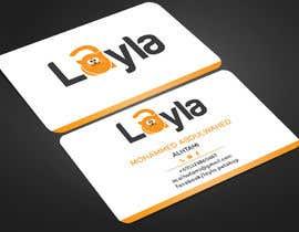 Nro 36 kilpailuun Business Card käyttäjältä Warna86