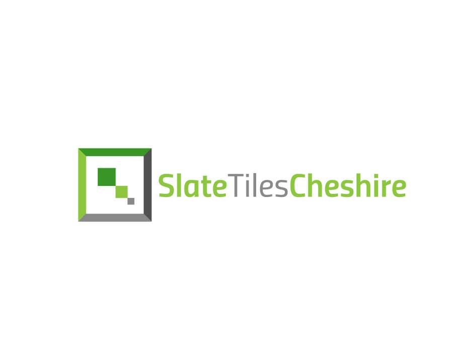 Penyertaan Peraduan #67 untuk Design a Logo for Slate Tiles Cheshire