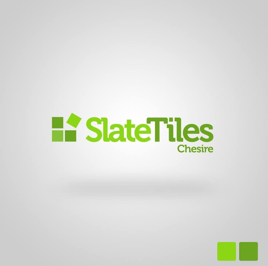 Penyertaan Peraduan #52 untuk Design a Logo for Slate Tiles Cheshire