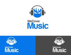 "#99 for Design a Logo for ""WeCover Music"" af RohailKhann"