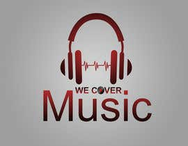 "#68 untuk Design a Logo for ""WeCover Music"" oleh ultimated"