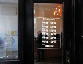 daviddamasceno tarafından Business Opening Hours/Times Design. için no 13