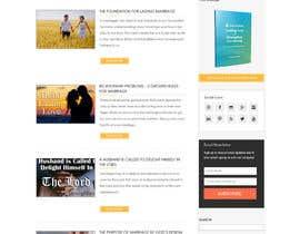 #6 for Design a Website Mockup by webidea12