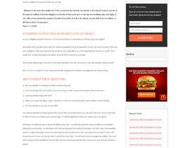 #8 for Design a Website Mockup by webidea12