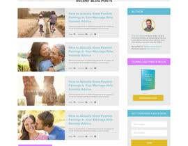 Nro 7 kilpailuun Design a Website Mockup käyttäjältä Chandan1creative